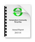Homemakers Community Annual Report 2015-2016