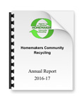 Homemakers Community Annual Report 2016-2017