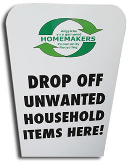 Drop Off Items